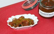 Currywurst nach Tim Mälzer