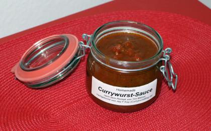 Homemade Currywurst-Sauce nach Tim Mälzer