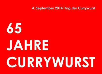 Tag der Currywurst 2014